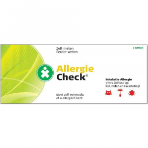 Allergie Check 3 in 1 Test
