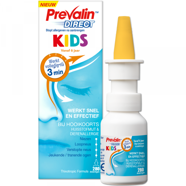 Prevalin Direct Kids Neusspray